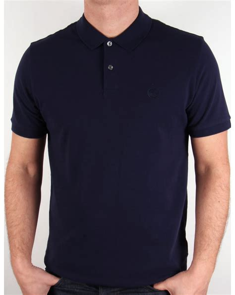 Kaos Henri Lloyd pretty green pinnington polo shirt navy blue mens sale