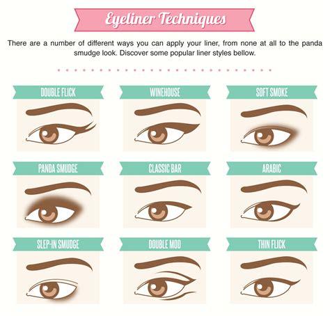 eyeshadow tutorial for almond eyes eyeliner techniques fashion beauty pinterest shape