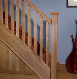 Stair Spindle by Plain Square Spindles 1100mm X 41mm X 41mm Gq