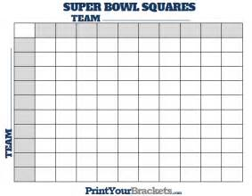 bowl grid template printable bowl squares 100 square grid office pool