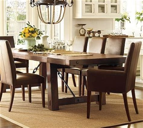 barn dining room table pottery barn dining room table for dining pinterest