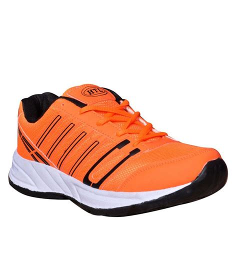 buy sports shoes hitcolus orange sports shoes price in india buy hitcolus
