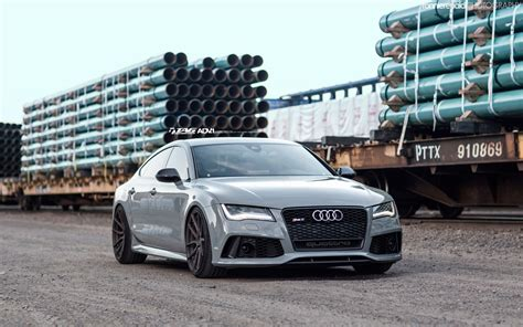 Audi Rs7 Tuning by Adv 1 Wheels Audi Rs7 Cars Tuning Wallpaper 1600x1000