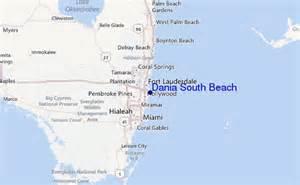 dania south previsione surf e surf reports florida