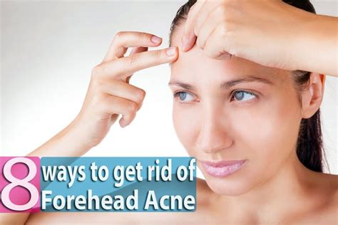 8 ways to get rid of forehead acne overnight the o jays