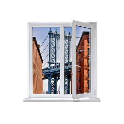 la ciudad con ventanas 8430548971 fotomural urbano de la ventana con vistas desde la ciudad