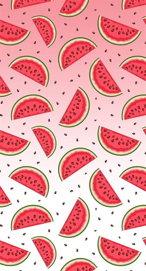 tumblr iphone wallpaper pattern background fruits red tumblr wallpaper image