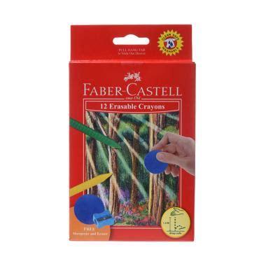 Pensil Warna Set Butterfly jual faber castell 122530 erasble crayons set 12 pensil warna harga kualitas terjamin