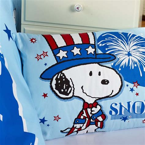 Snoopy Comforter by Snoopy Bedding