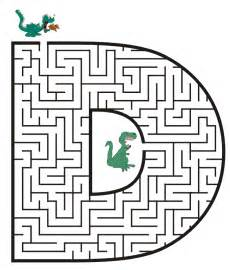 printable maze color coloring pages