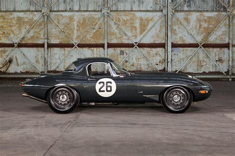 jaguar lightweight 1962 jaguar e type semi lightweight 187 pendine historic cars