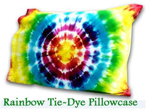 How To Tie Dye Pillow Cases by Crafts Hobbies Archives Dot