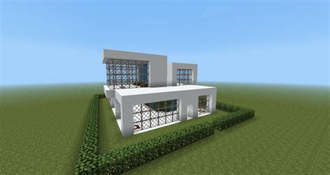 modern home design minecraft modern house design minecraft project