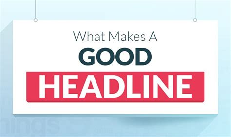 what a great what makes a headline infographic visualistan