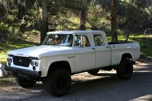 1965 dodge d200 power wagon icon cars