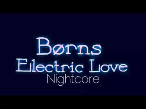 electric lyrics nightcore electric b 248 rns lyrics in description