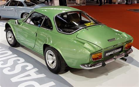 renault alpine a110 1977 renault alpine a 110 partsopen