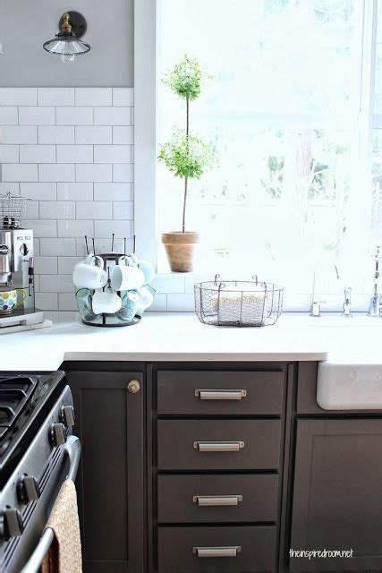Kendall Charcoal Kitchen Cabinets by Charcoal Cabinets K I T C H E N
