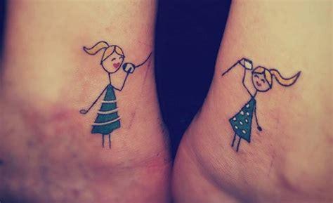 imagenes tatuajes hermanas fotos inspiradores dise 241 os de tatuajes entre hermanas