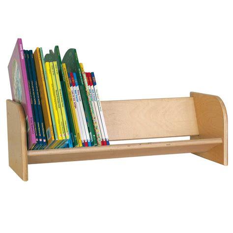Book Rack For by Wood Designs Book Display Rack Reviews Wayfair