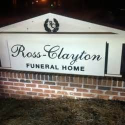 ross clayton funeral home montgomery al united states