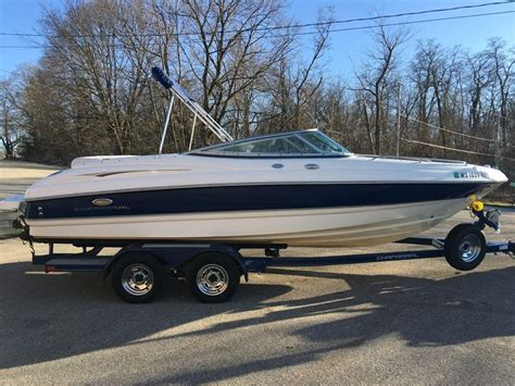 chaparral boats stock used 2006 chaparral 210ssi stock ubb2217 l the boat