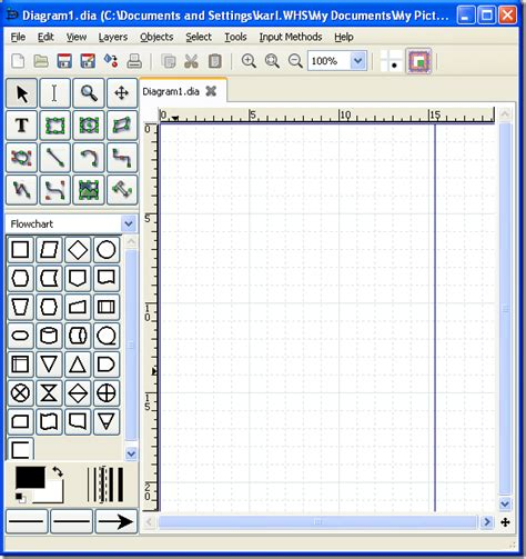 visio opensource free visio alternative