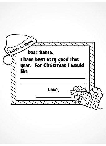 letters to santa template oriental trading welcome to oriental trading