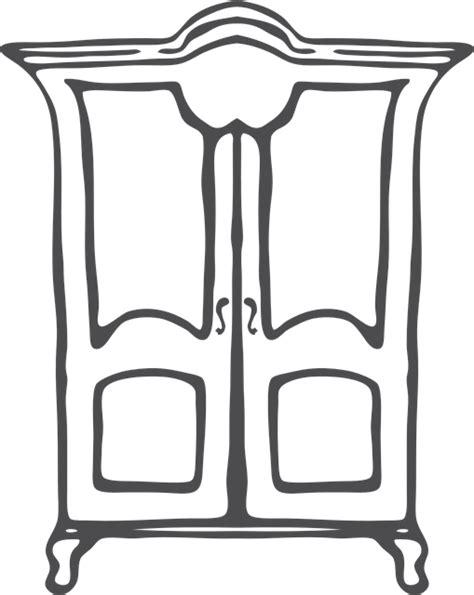 D Ziner 8127 Hitam Transparan image vectorielle gratuite placard vaisselier meubles
