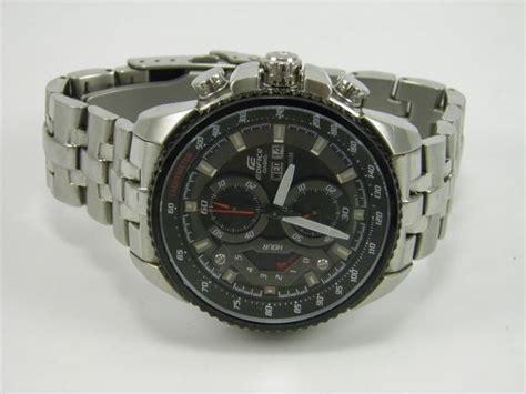 Casio Edifice Ef 558 Oribm 12 casio edifice chronograph ef 558 mens wrist catawiki