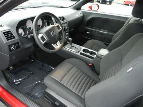 2013 Challenger Interior by 2012 Dodge Challenger Interior Pictures Cargurus