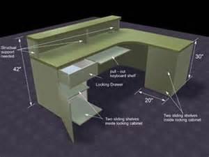 Reception Desk Plans Pdf Woodwork Reception Desk Plans Diy Plans The Faster Easier Way To Woodworking