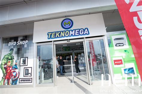 the home technology store teknomega tech and home appliance store north cyprus