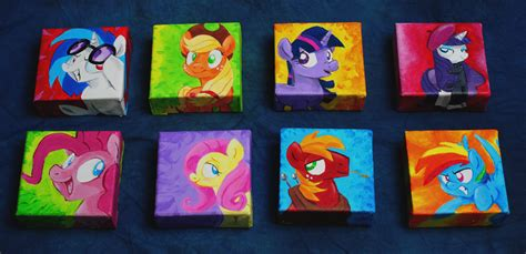 painting my pony my pony paintings by sophiecabra on deviantart