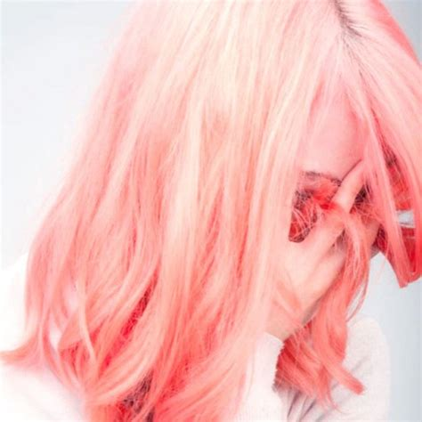 chagne pink color salmon color hair best chagne pink hair dye light salmon 6