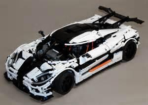 Koenigsegg Creator Lego Technic Koenigsegg One 1 The Lego Car