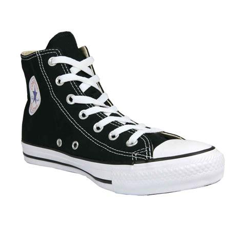 Chuck All Canvas Hi Sneakers converse chucks all hi m9160c black canvas schuhe
