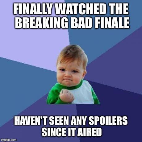 Breaking Bad Finale Meme - success kid memes latest imgflip