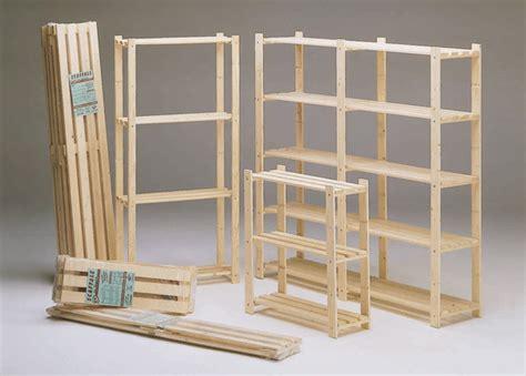 scaffali in legno componibili il laboratorio di giandamiano