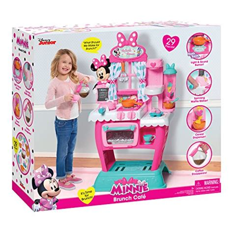 Cook Happy Kitchen Playset Pink 889 39 Mainan Masak Masakan Murah just play 89371 minnie s happy helpers brunch cafe vip outlet