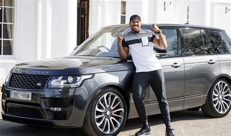 range rover custom a custom range rover sv for boxing ch anthony joshua