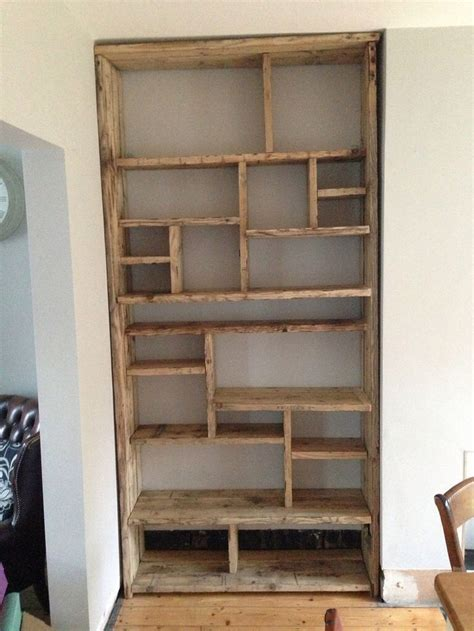 1000 ideas about pallet shelves on pallets