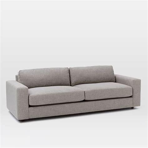 west elm urban sofa review urban sofa west elm