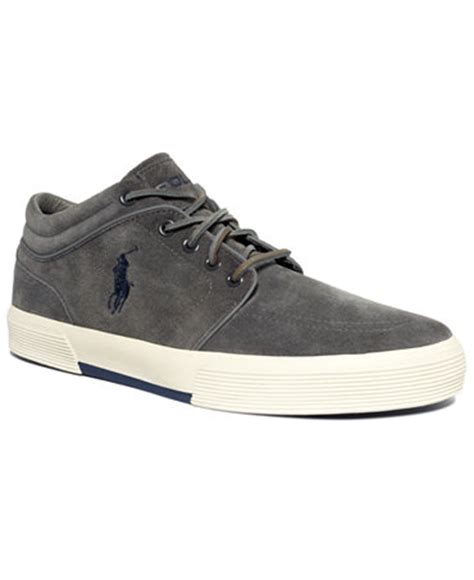 polo ralph shoes faxon sneakers shoes macy s