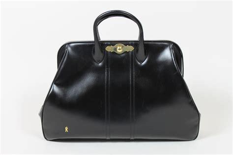 Fashion Dokter Bag 860 roberta dicamerino leather doctor style handbag at 1stdibs