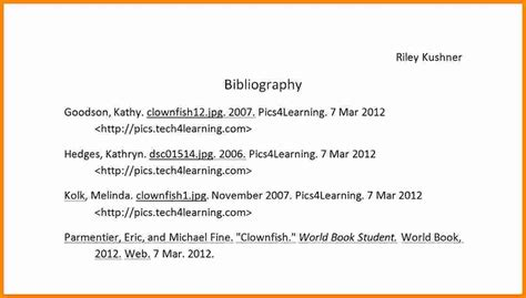 How To Make A Bibliography For A Research Paper - mla bibliography essay in book