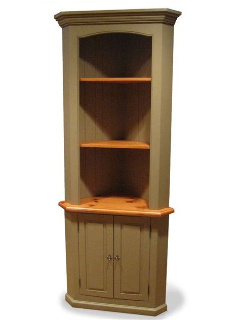 Corner Cabinet Dining Room Hutch Custom Dining Room Corner Hutch By Ken Dubrowski Artisan S Studio Custommade