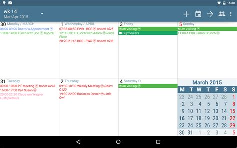 Calendar Tasks Acalendar Calendar Tasks Android Apps On Play