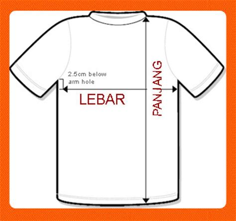Baju Anak Kaos Ukuran S L ukuran grosir kaos polos murah dan terlengkap