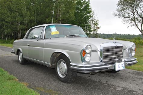 mercedes 250 coupe 1966 mercedes 250 se coupe 3